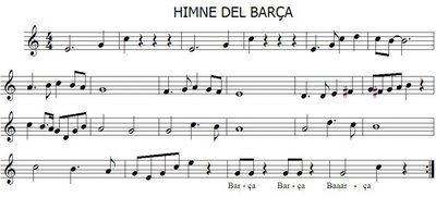 himno de barsa: