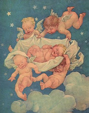 Cherubs and Putti From the Early 1900's