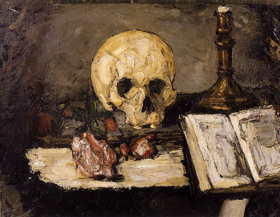 A New Golden Dawn Paintings Of The Day Skulls By Two Of