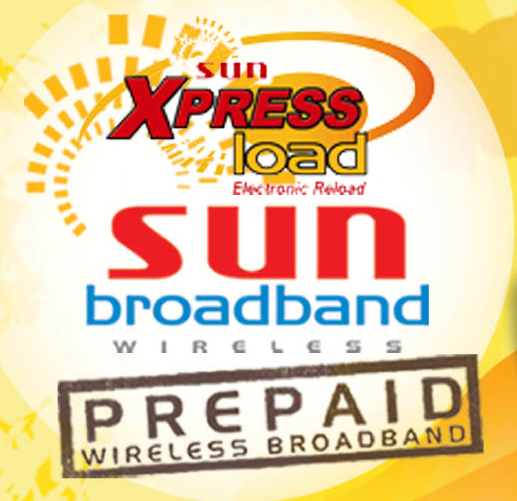 Sun Xpressload Broadband Wireless