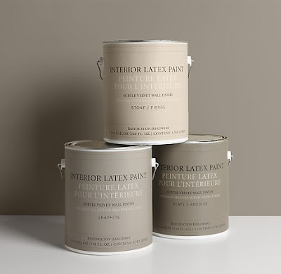 Brittany Stiles Restoration Hardware Paint