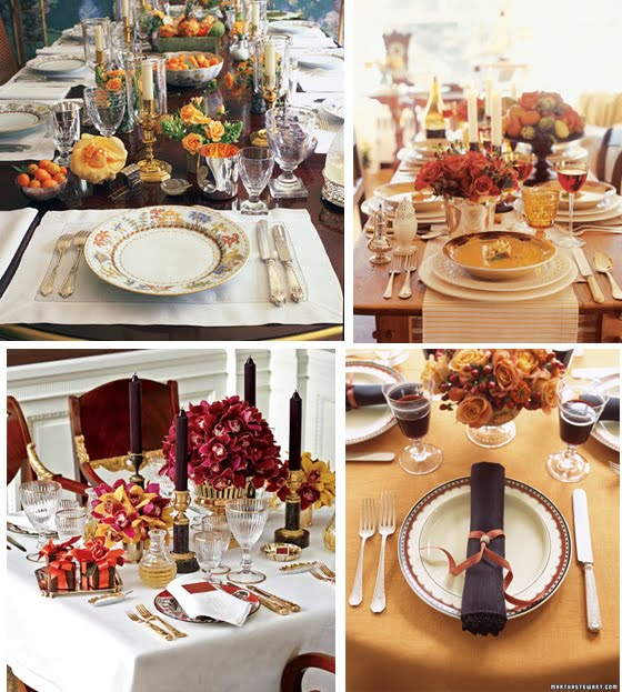 Brittany Stiles: Thanksgiving Table Decor