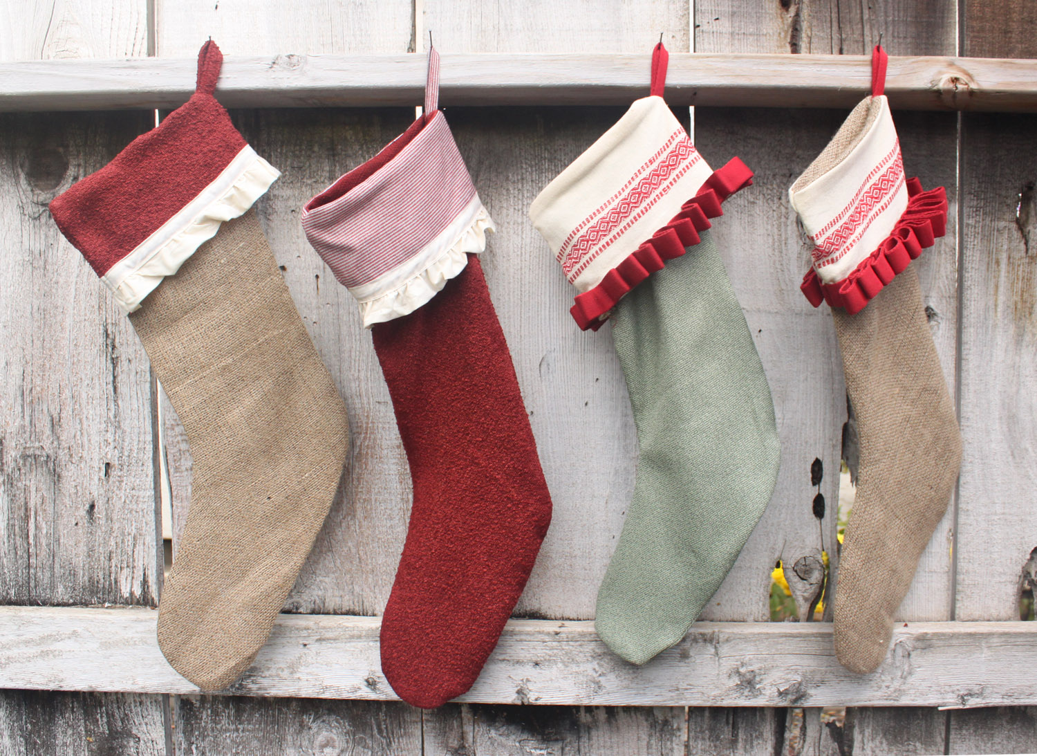 Brittany Stiles Handmade Stockings And Christmas Crafting