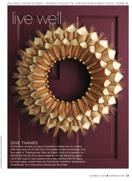 eddie ross and thanksgiving decor - Thanksgiving Decor