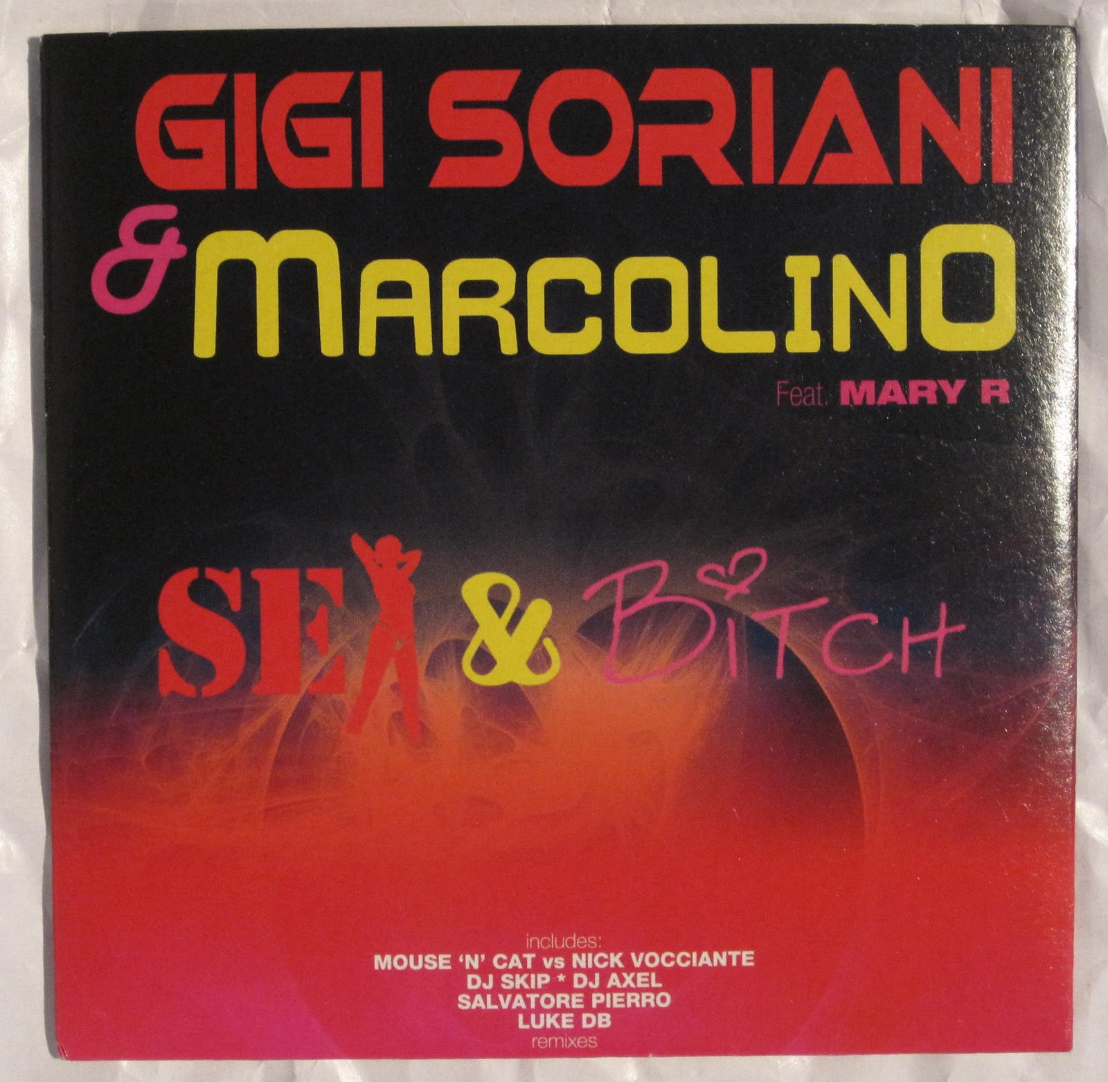 gigi soriani and marcolino feat mary r sex and bitch ... but why not give these to the elderly or to pregnant women (BTW there ...