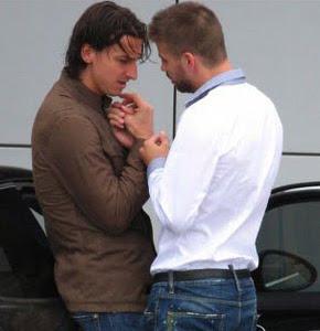 Gerard Piqué niega los rumores sobre su orientación sexual