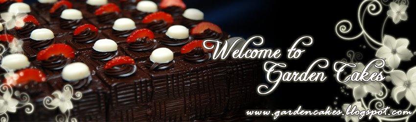 .: Garden Cakes  & Cookies :.