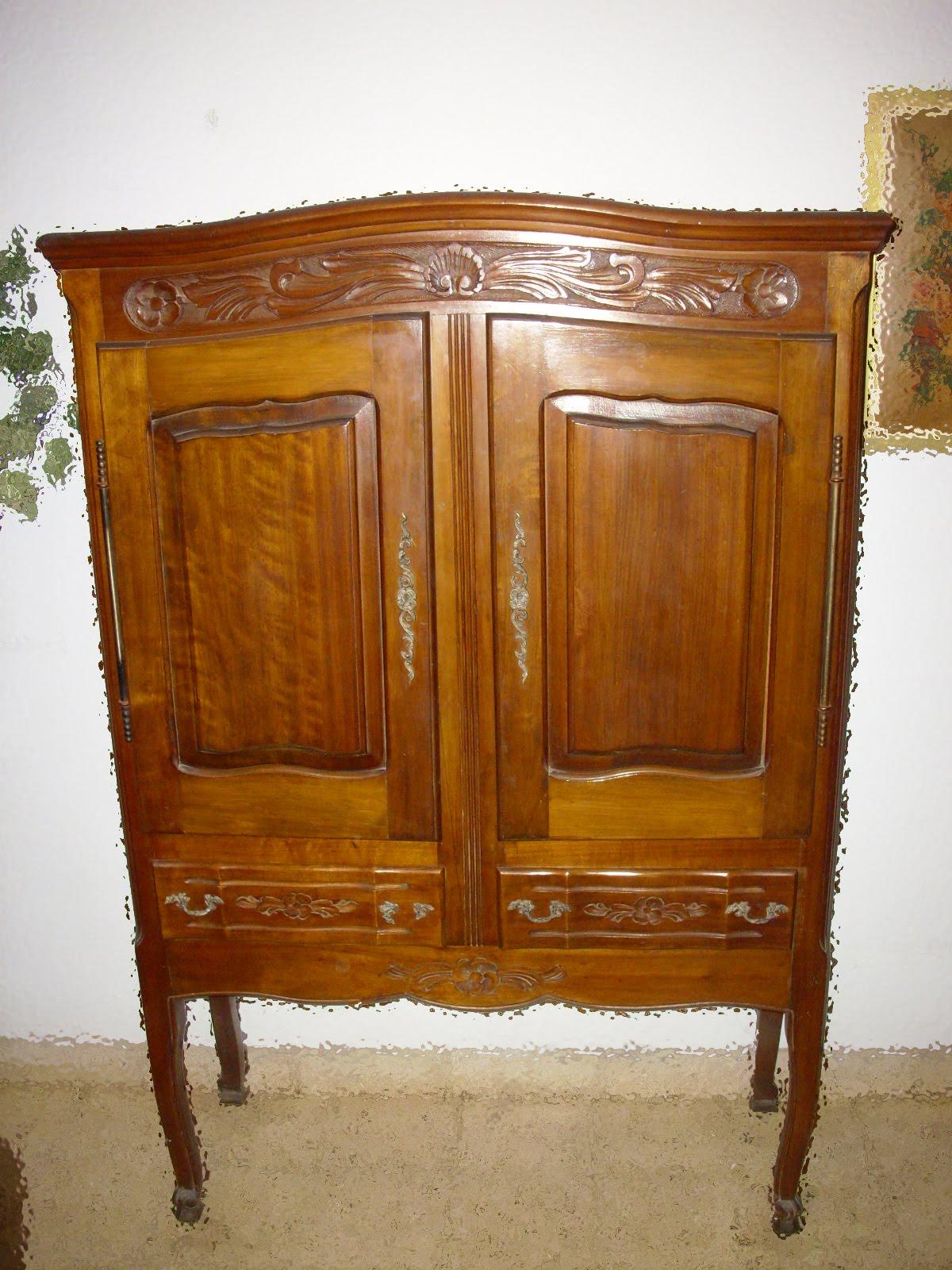 Muebles usados bargue o estilo provenzal for Muebles oficina usados