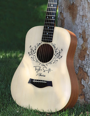 Country Pop Star Taylor Swift and Taylor Guitars Announce New Signature