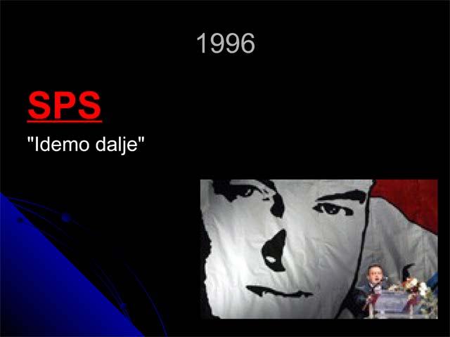 Izborni slogani 1990-2000