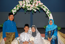 TAQIN WEDDING RECEPTION IN BRUNEI