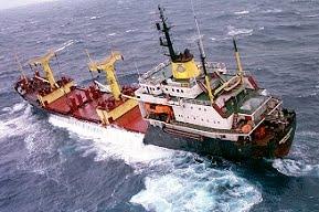 Misión en un Barco (2)