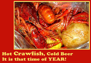 Crawfish Boiling Time!