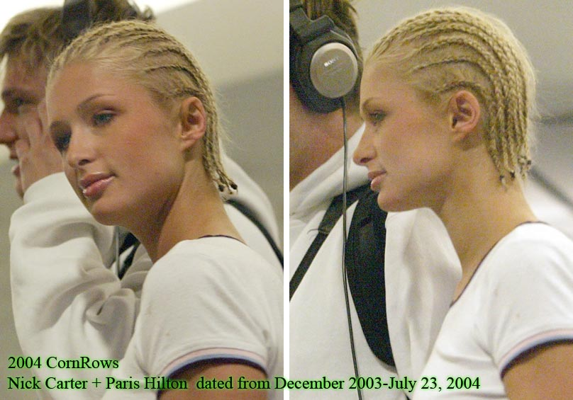 cornrow hairstyle pictures. Unique Hairstyles Show 2010