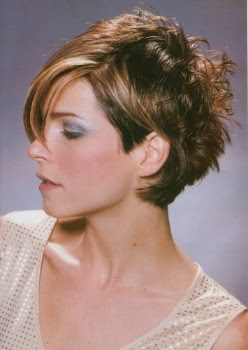 Fashion Hairstyles Blog Short Layered Back Hairstyle