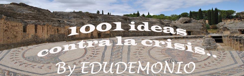 1001 Ideas imaginativas para salir de la crisis