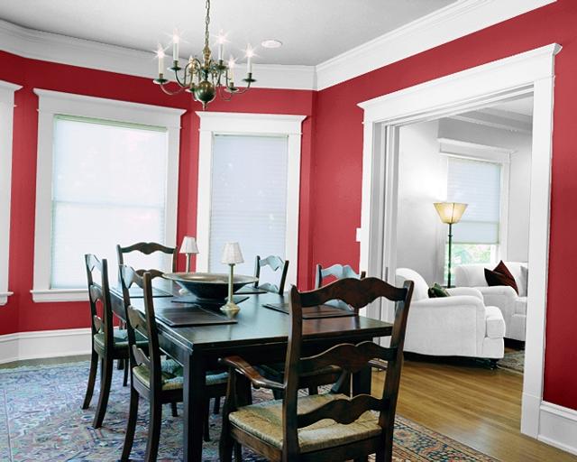Chandelierious Ravishing Red
