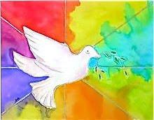 Mi Paz, Acuarela