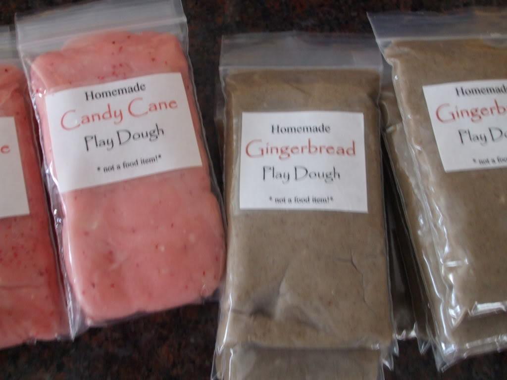 Plasticina o Playdough aromatica para Navidad (regalo casero)
