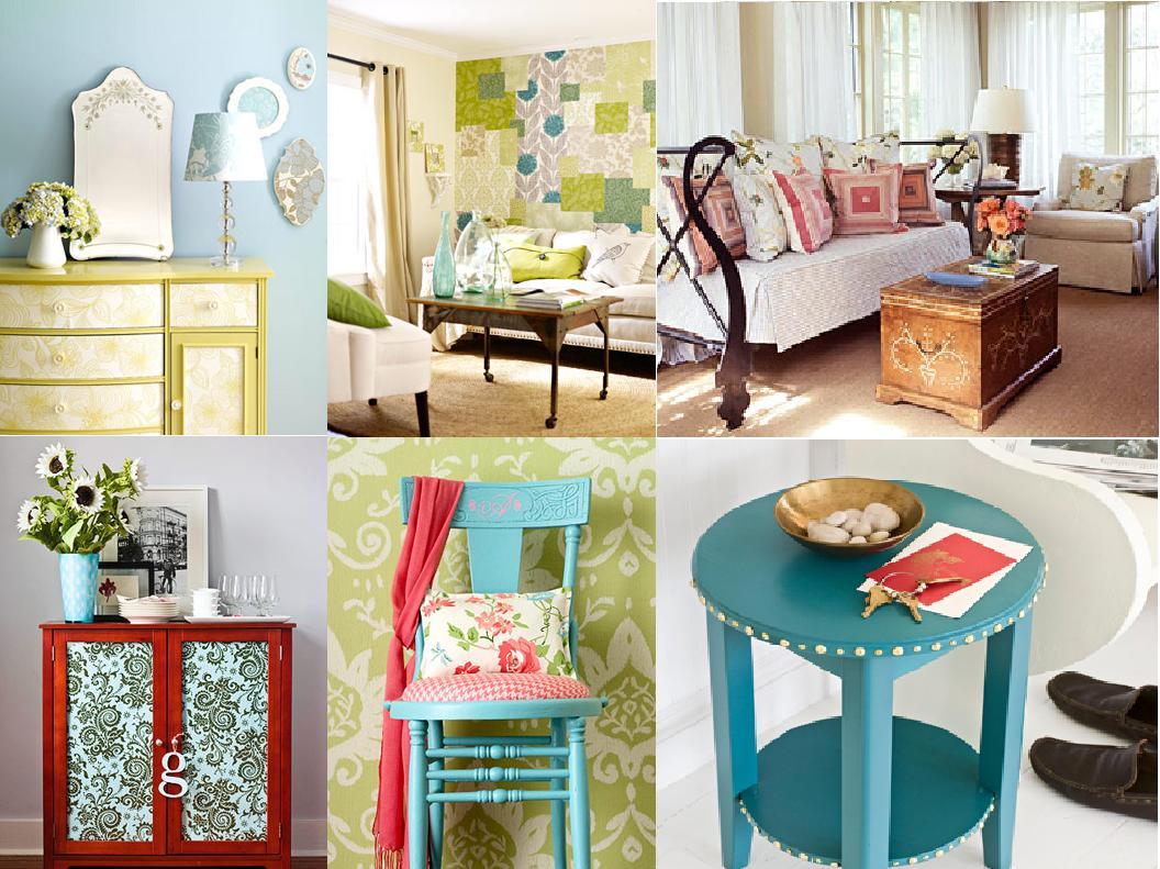 Ideas para decorar la casa con cosas recicladas - Decora tu bano ...