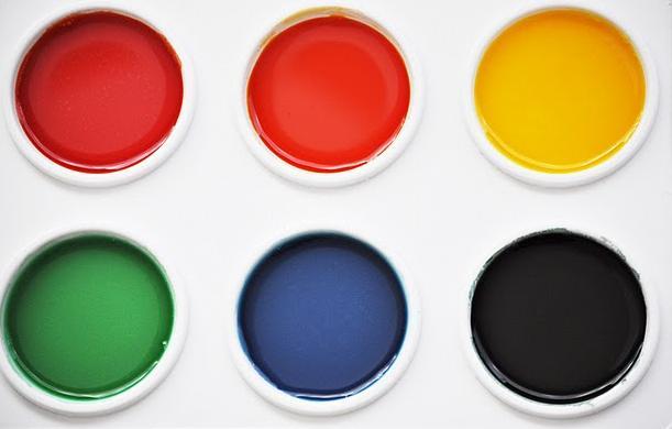 Como hacer pinturas acuarelables o acuarelas caseras