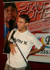 Clique e veja as fotos do show de Vinicius Stael