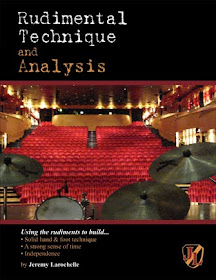 Download Jeremy&#39;s ebook on Drumming!