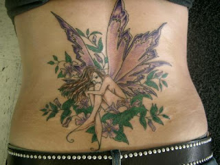 Beautiful Fairy tattoos designs