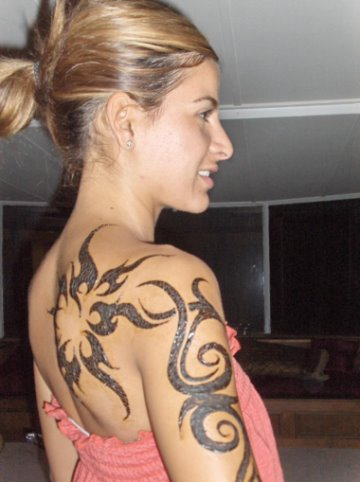 Feminine Tattoos Meanings Of feminine tattoos