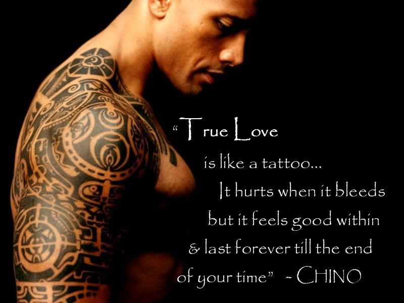 True love tattoo designs for True love tattoos