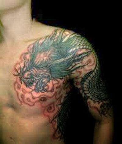 Fire Breathing Dragon Tattoo Designs Dragon Tattoo Designs Fire