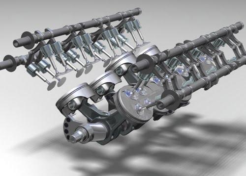 Técnica del Motor