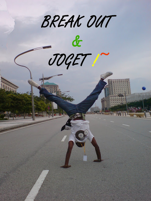 BReAk Out & JoGet!~