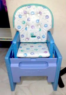 SOLD ITEMSGALLERY EVENFLO HIGH CHAIR TABLE
