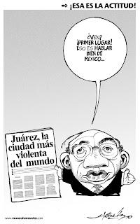 Calderón pendejo