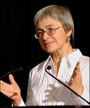 Io non dimentico Anna Politkovskaja