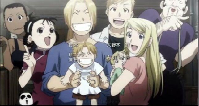 el episodio final y 64 de la serie de anime