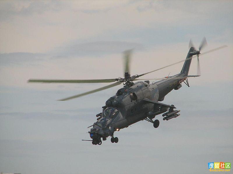 عائلة المروحية الهجومية الشهيرة Mi24 ـ Mi-35 Mi_35_hind
