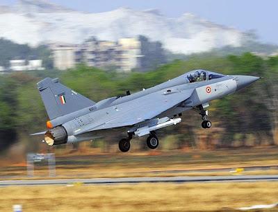 HAL Tejas ინდური საბძოლო თვითმფრინავი