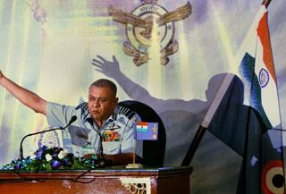iaf in present scenario Chief of the air staff, air chief marshal bs dhanoa, on sunday said the indian air force (iaf) is prepared to fight at any time, and also warned of the possibility of a short and swift conflict in the present geo-political scenario notwithstanding the pace of ongoing acquisition, modernisation.