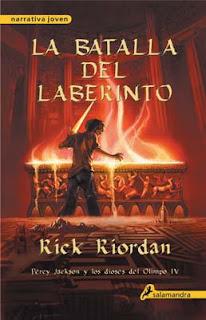 Percy Jackson y los Dioses del Olimpo de Rick Riordan PJ-batalla+del+laberinto