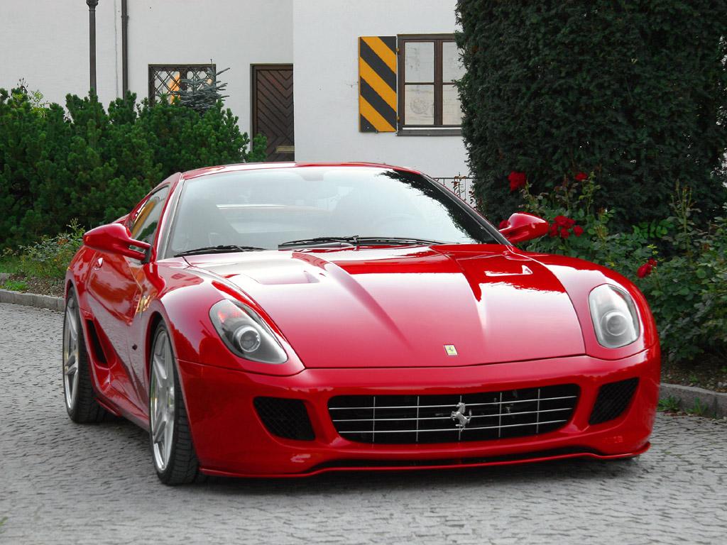 2009 Ferrari 599 GTB Fiorano Fast Cars