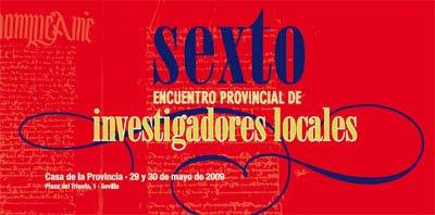VI Encuentro Provincial de Investigadores Locales
