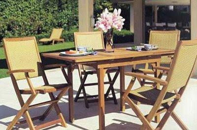 Ocio jard n hipercor oferta en mobiliario de terraza y for Hipercor sombrillas jardin