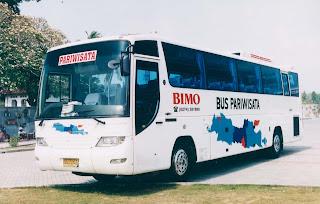 BUS PARIWISATA: Armada Bus BIMO
