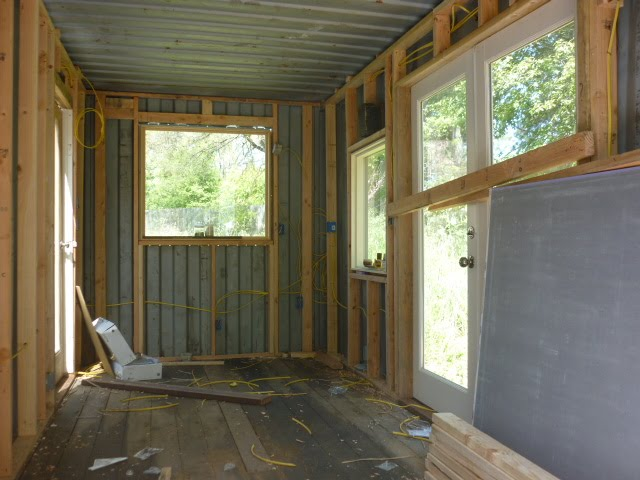 Shipping Container Building Construction 640 x 480