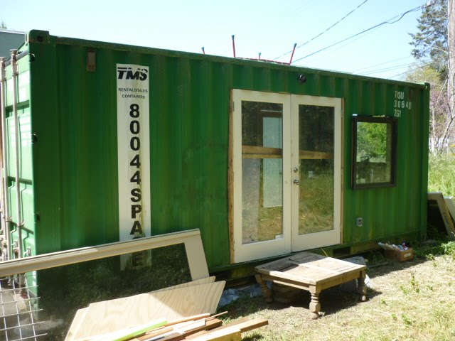 Forge ahead building productions shipping container for Construction container maritime