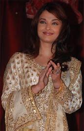 Atriz Aishwarya Rai