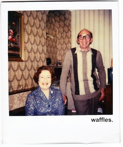 waffles.