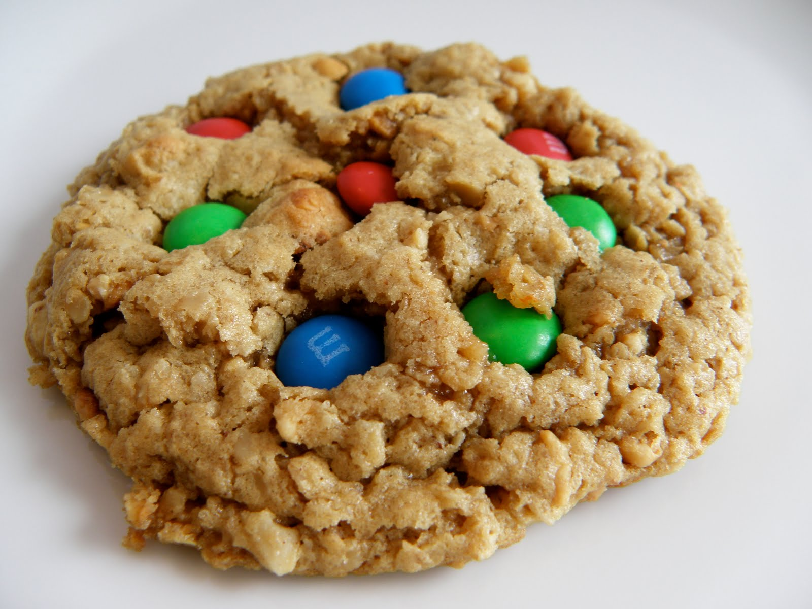 Taste Every Season: Monster Cookies